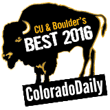 Voted Best of Boulder 2016
