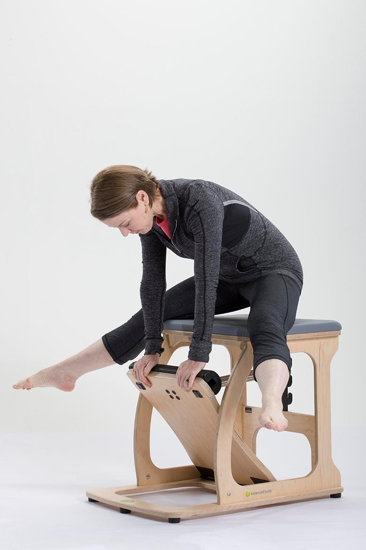 Balanced body pilates chair - Centerline Chair